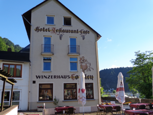 adorable hotel on the Rhine