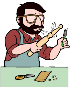 a busy man