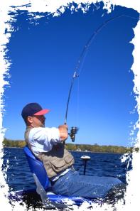 cast fishing