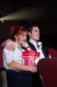 couple at theater