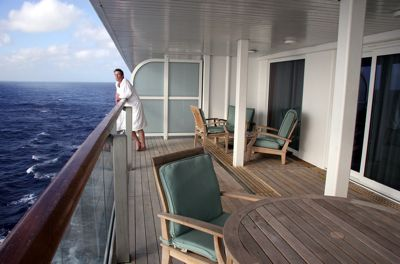 deck on a ship