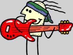 guitarist dude