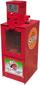 newspaper box
