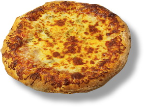 an entire pizza