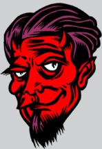 evil dude
