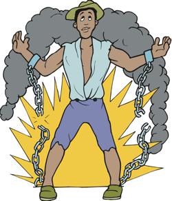 freed slave
