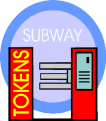 subway turnstyle