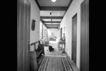 hall inside a house