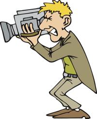 camera pan