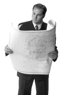 man with plans