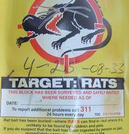 rat poison poster