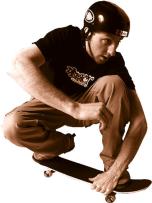Spencer the skateboarder