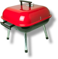 small barbeque grill