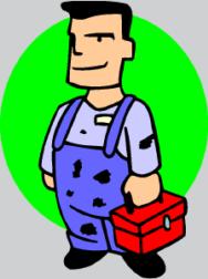 man carrying toolbox