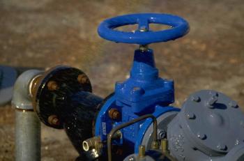 large valve